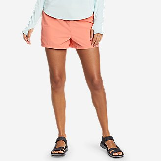 Women's Tidal Shorts in Green