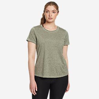 Women's Resolution Short-Sleeve T-Shirt in Green