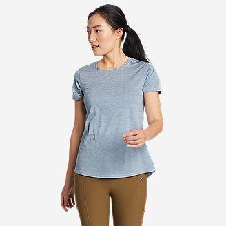 Women's Resolution Short-Sleeve T-Shirt in Blue