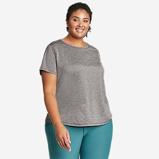 Women's Resolution Short-Sleeve T-Shirt in Gray