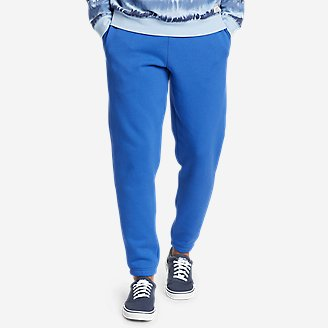 Eddie Bauer Signature Sweatpants in Blue