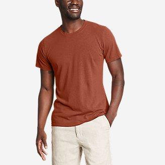 Men's Jungmaven X Eddie Bauer Jung T-Shirt - Solid in Orange