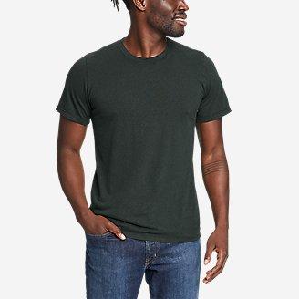 Men's Jungmaven X Eddie Bauer Jung T-Shirt - Solid in Green