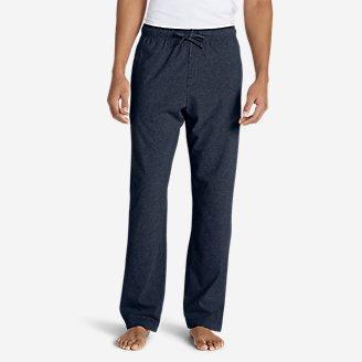 Men's Legend Wash Jersey Sleep Pants in Blue