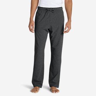Men's Legend Wash Jersey Sleep Pants in Gray