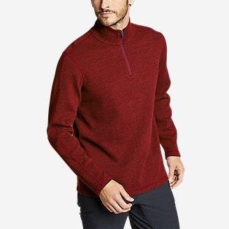 Men's Kachess 2.0 1/4-Zip Pullover in Brown