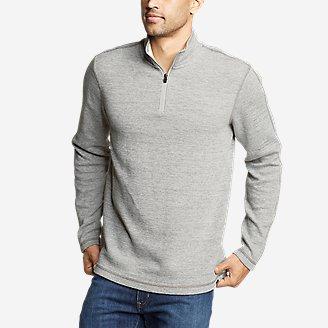 Men's Kachess 2.0 1/4-Zip Pullover in Gray