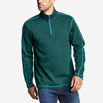 Men's Kachess 2.0 1/4-Zip Pullover in Green