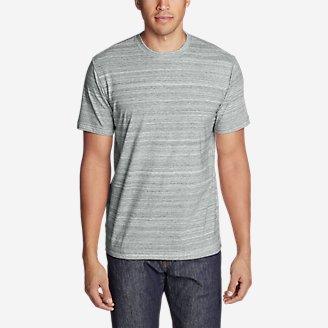 Men's Legend Wash Pro T-Shirt - Space Dye in Gray
