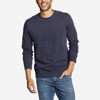Men's Legend Wash Pro Long-Sleeve T-Shirt in Blue