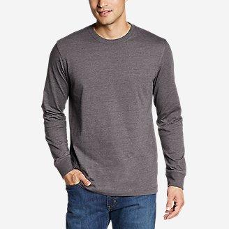Men's Legend Wash Pro Long-Sleeve T-Shirt in Black