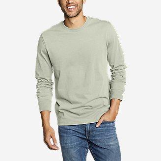 Men's Legend Wash Pro Long-Sleeve T-Shirt in Green