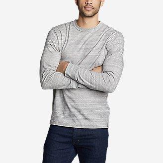 Men's Legend Wash Pro Long-Sleeve Space-Dye T-Shirt in Gray