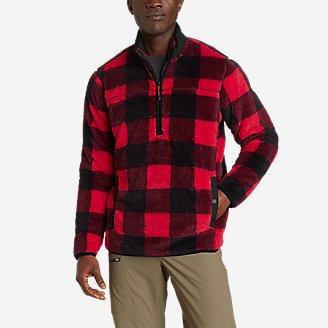 Men's Bellingham 1/2-Zip in Red
