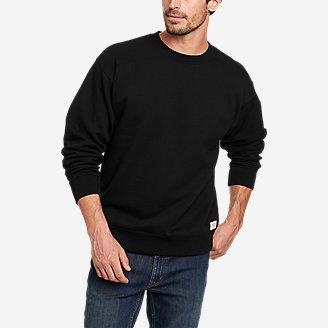 Eddie Bauer Signature Sweatshirt in Black