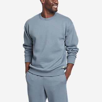 Eddie Bauer Signature Sweatshirt in Blue