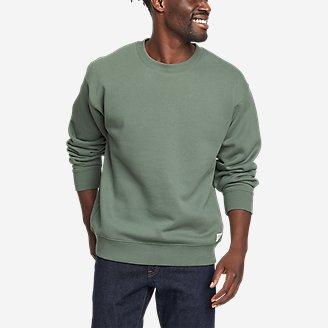 Eddie Bauer Signature Sweatshirt in Green