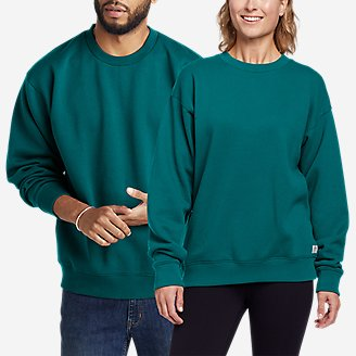 Eddie Bauer Signature Sweatshirt in Blue