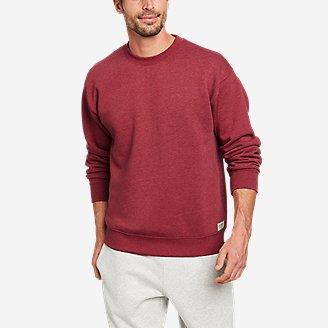Eddie Bauer Signature Sweatshirt in Red