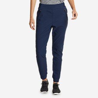 Women's Guide Pro Flex Lined Jogger Pants in Blue