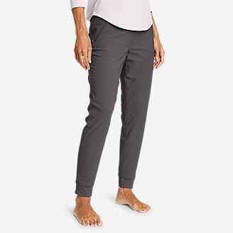 Women's Guide Pro Flex Lined Jogger Pants in Gray